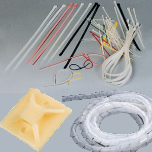 Cable tie and Parts